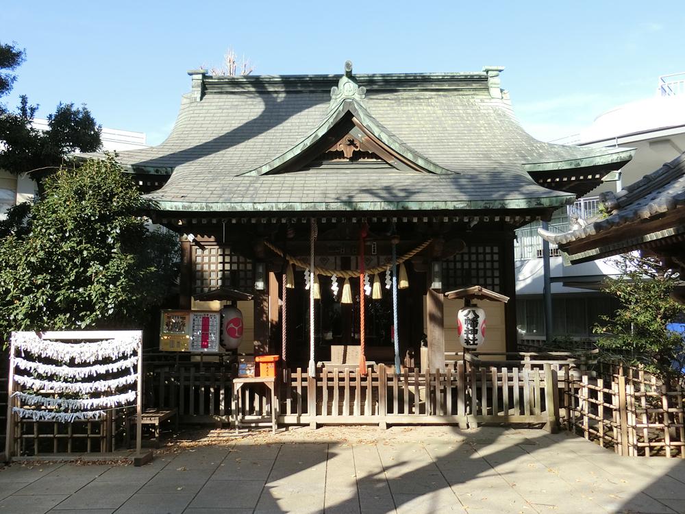 大和町八幡神社の紹介