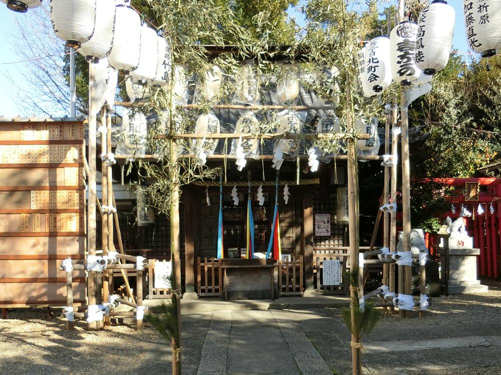 池袋御嶽神社の紹介