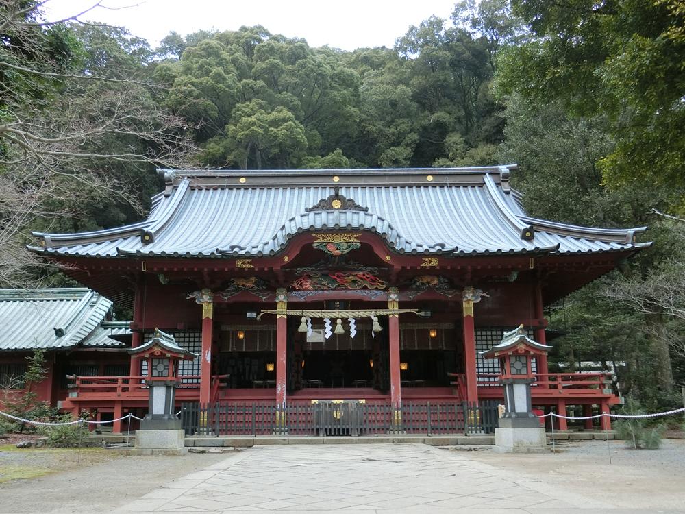 伊豆山神社の紹介