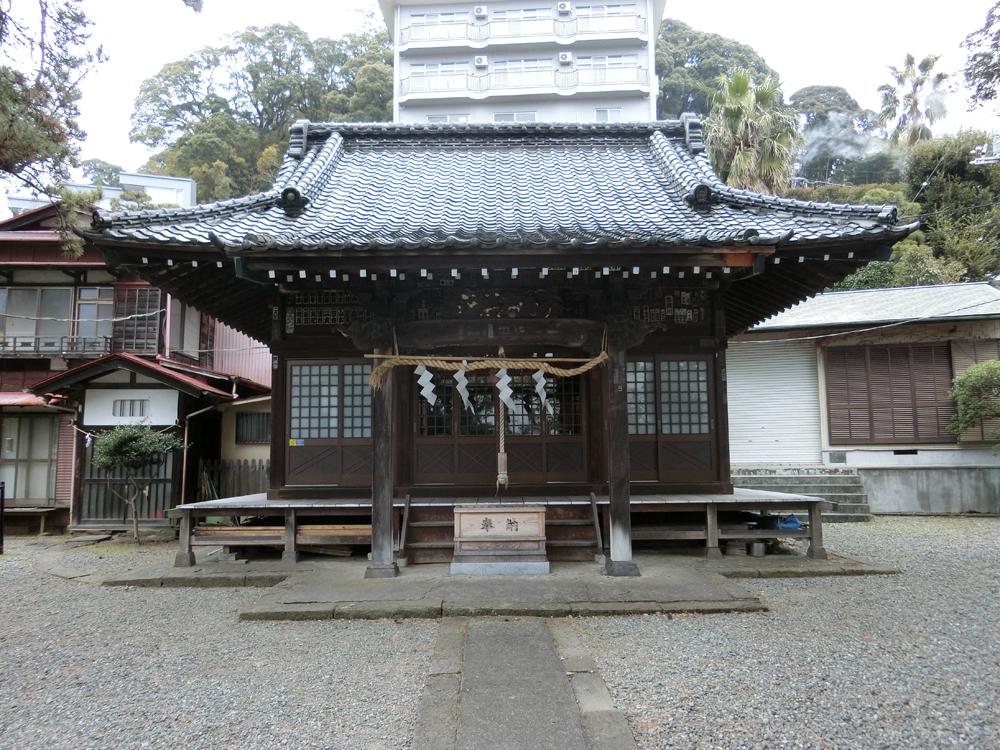 湯前神社の紹介