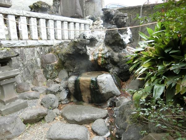 湯前神社の手水
