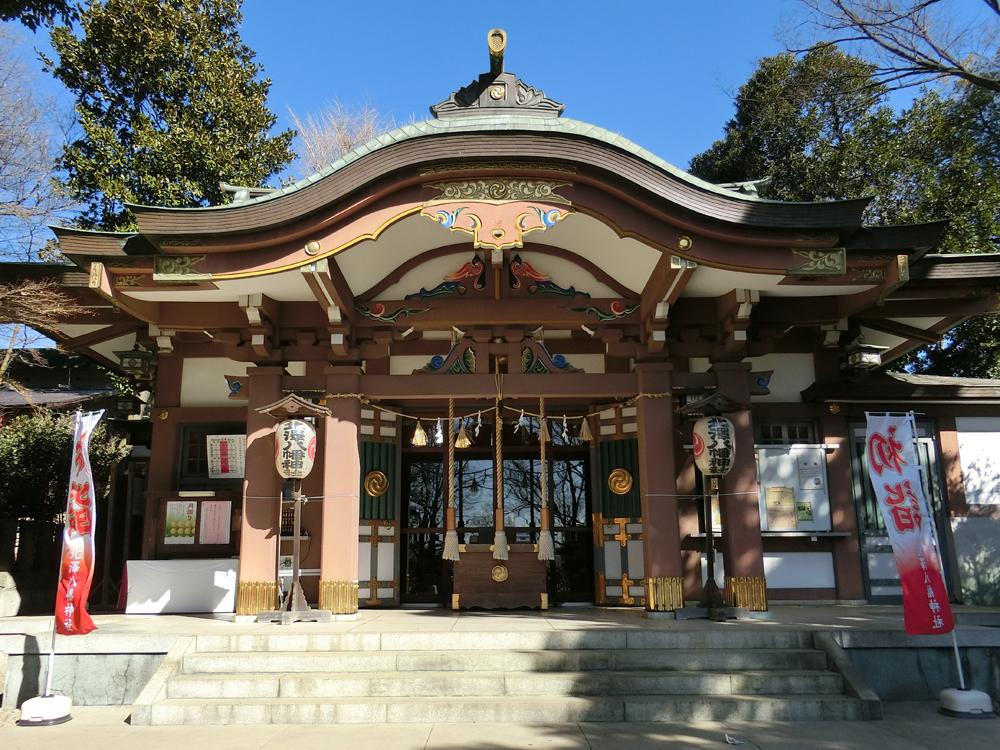 北澤八幡神社の紹介