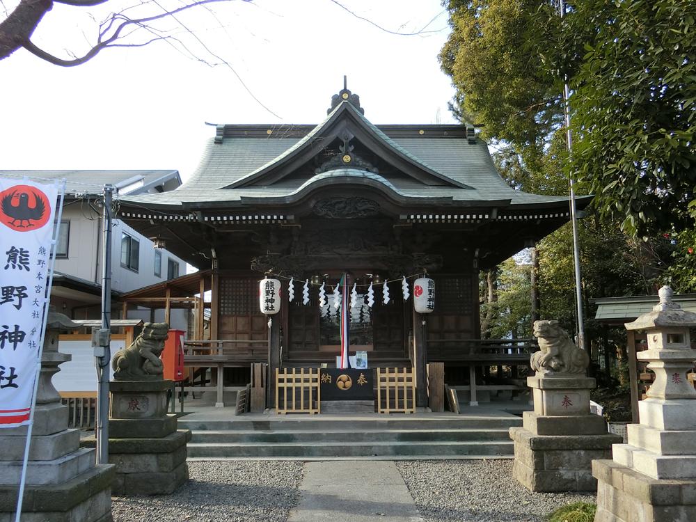 立川熊野神社の紹介