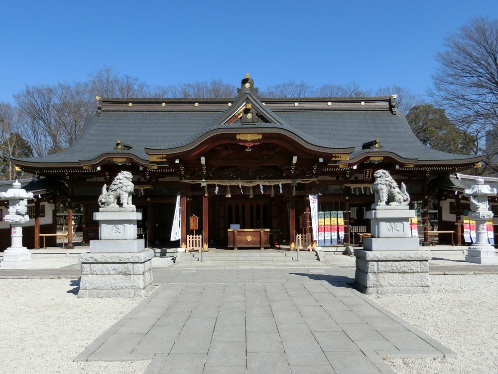 立川諏訪神社の紹介