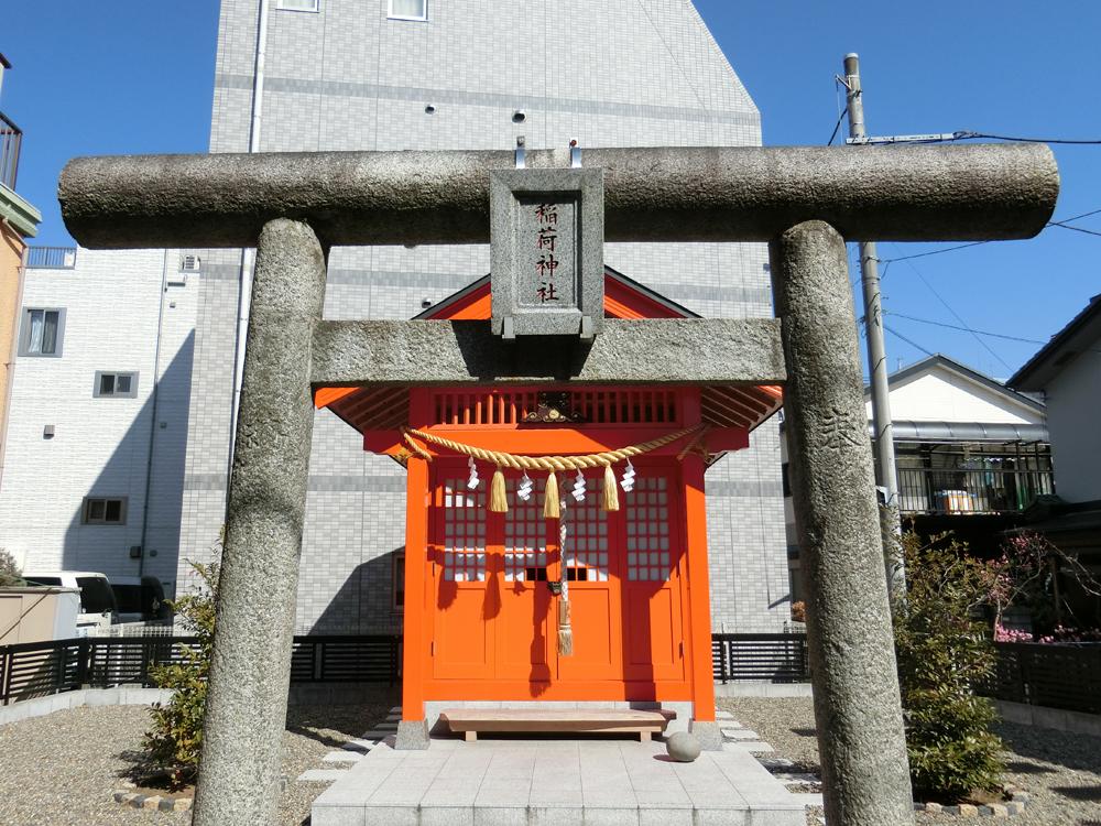 原市場稲荷神社の御朱印