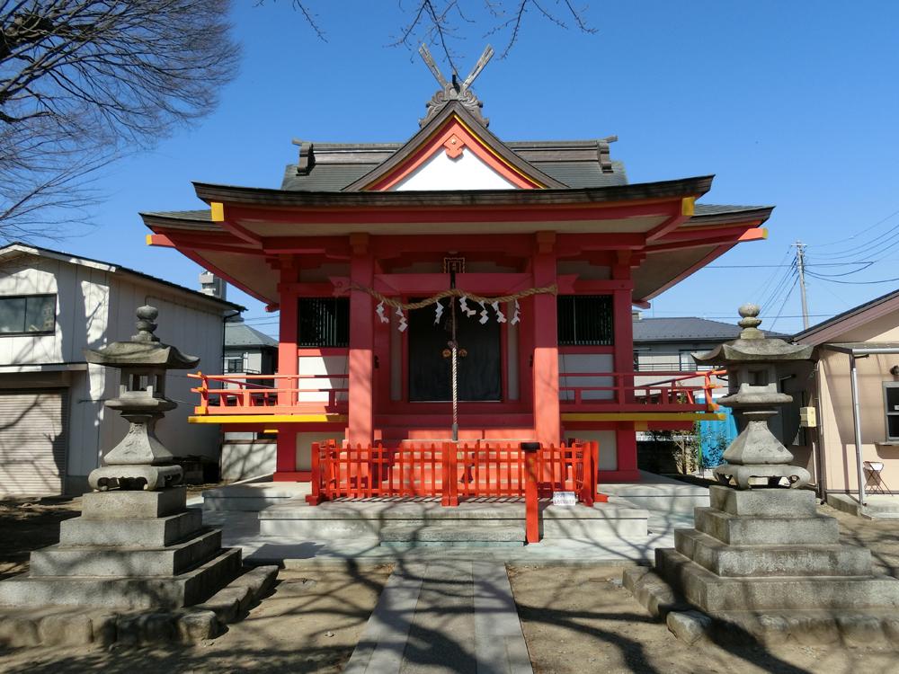 石明神社の紹介