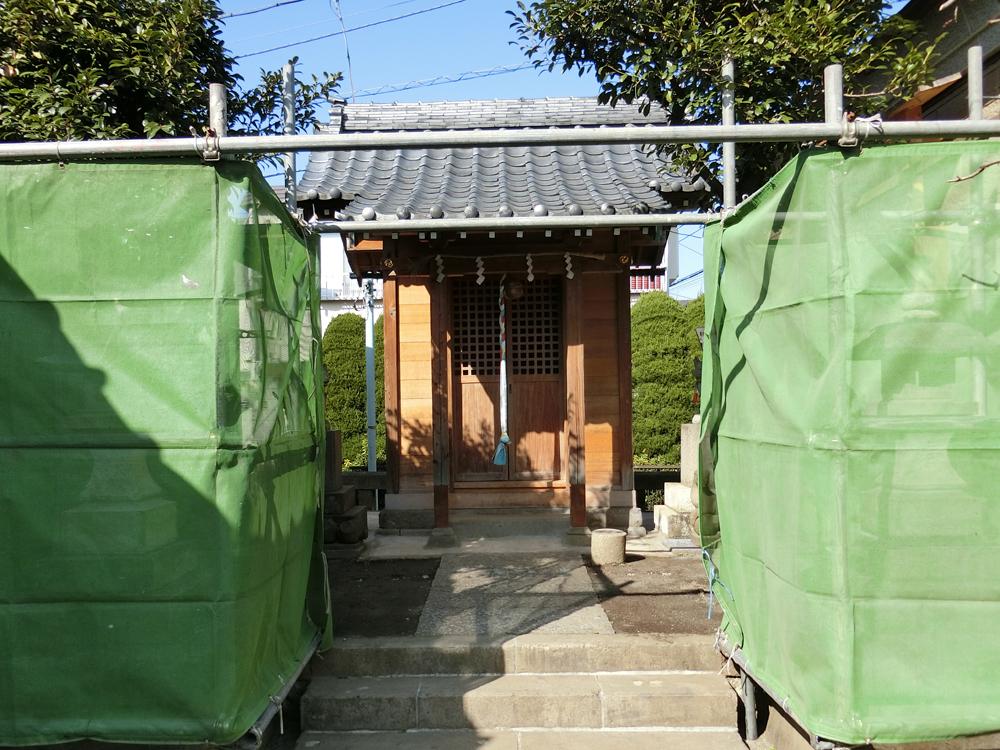 明徳稲荷神社の紹介