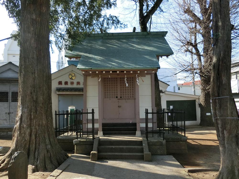 新中野天祖神社の紹介