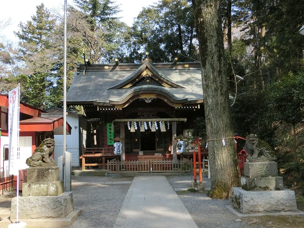 穴澤天神社の紹介