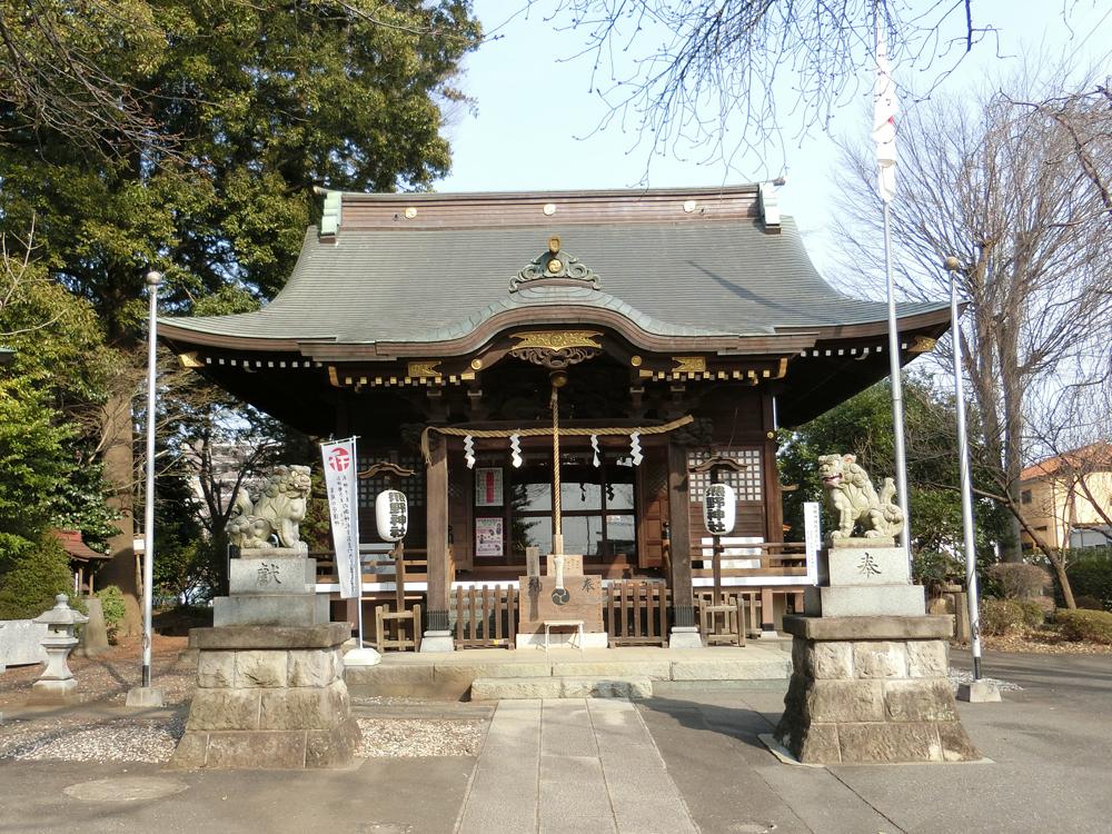 恋ヶ窪熊野神社の紹介