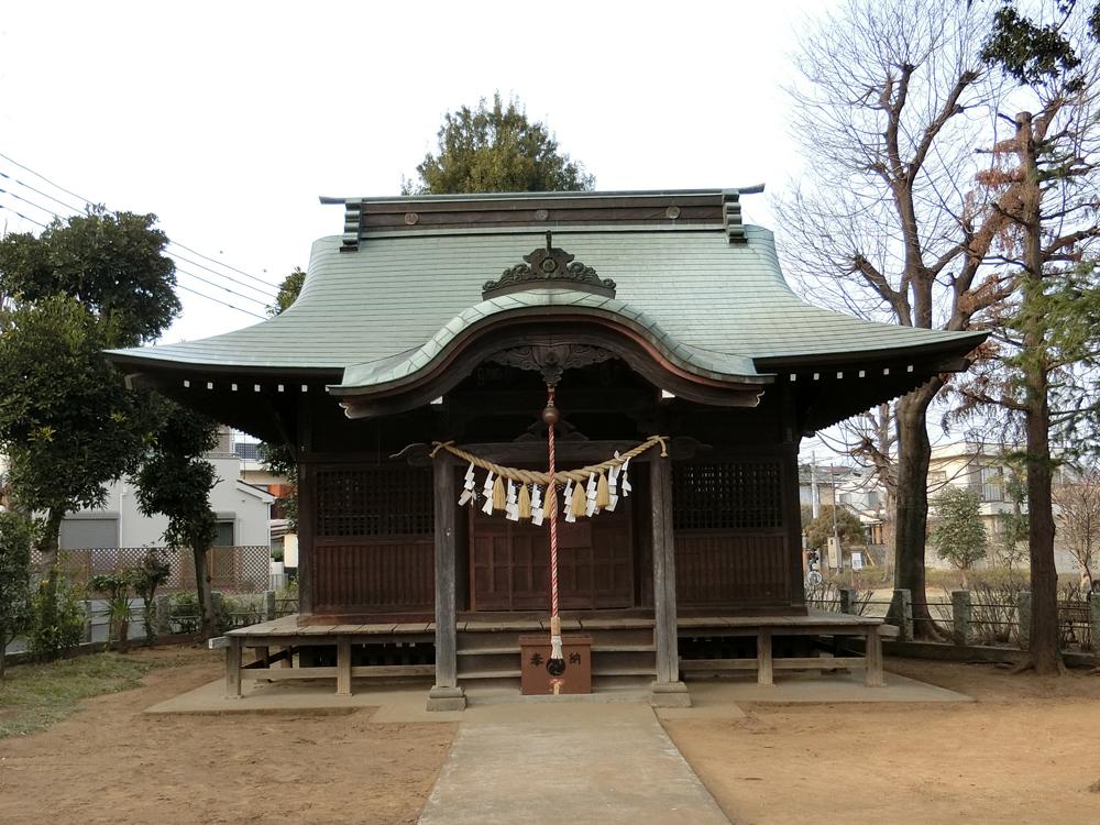 内藤神社の紹介