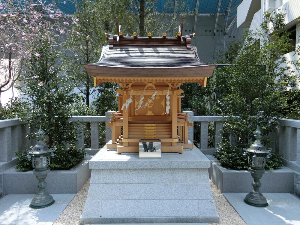 薬祖神社の紹介