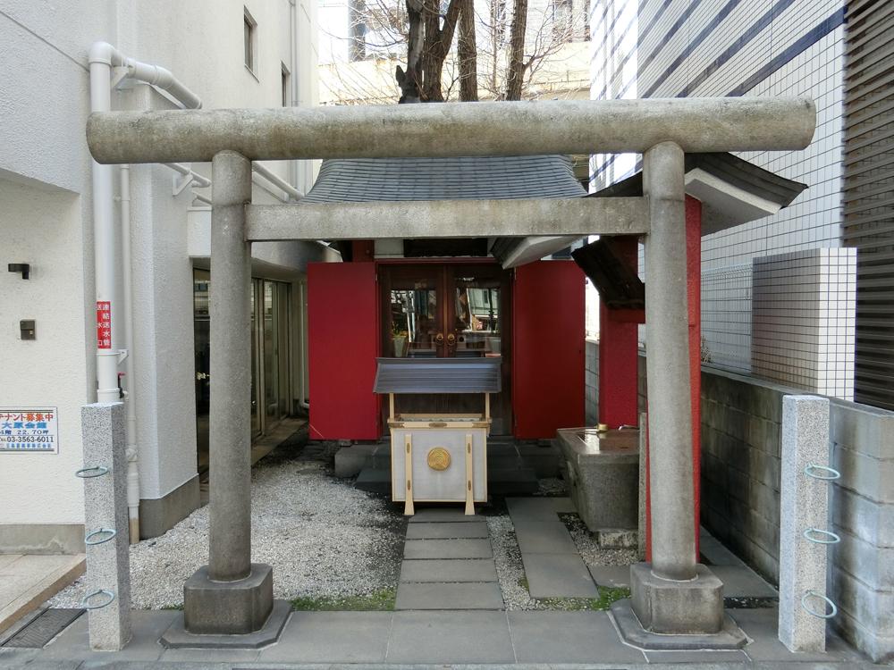 大原稲荷神社の紹介