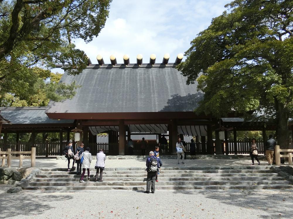 熱田神宮の紹介
