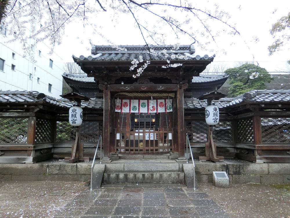 名古屋東照宮の紹介