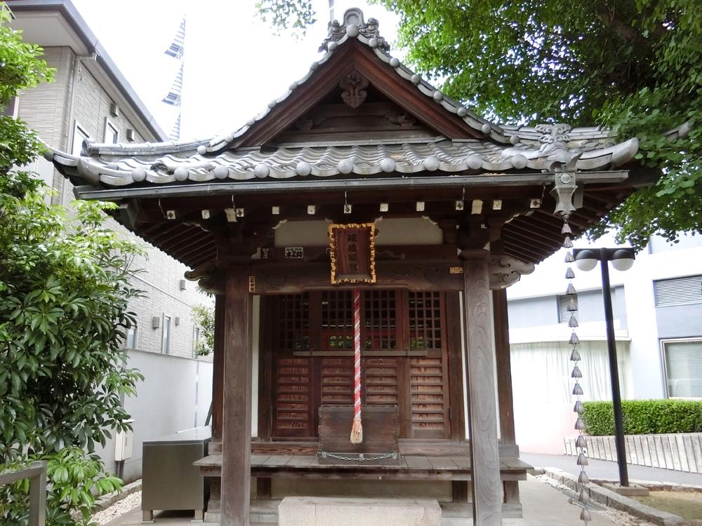 稼穡稲荷神社の紹介