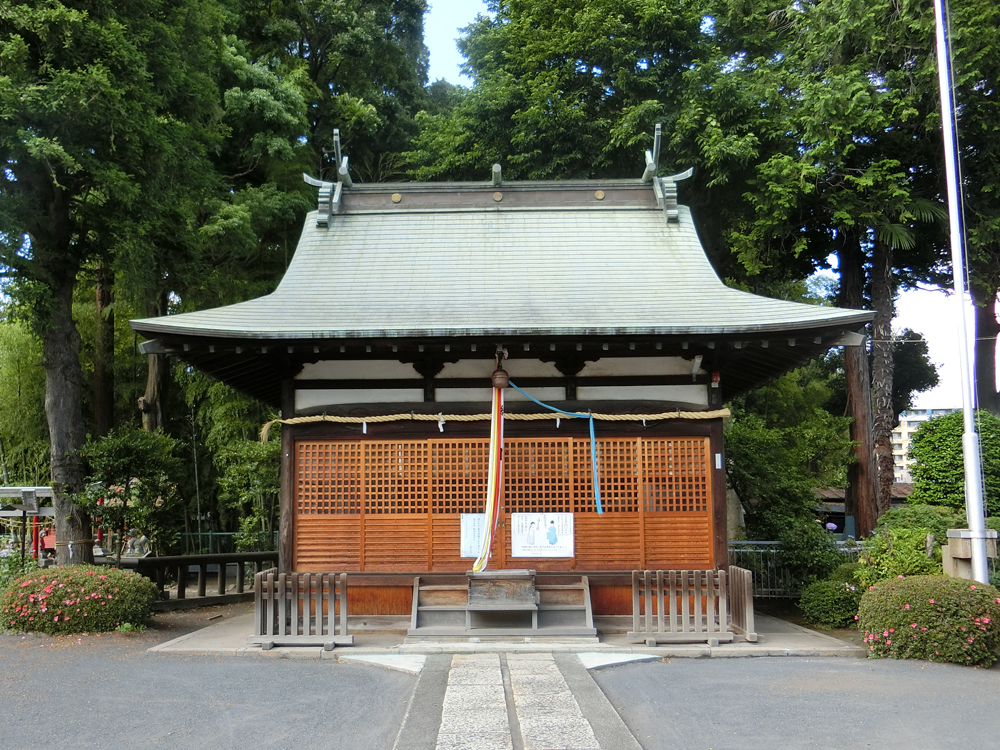 西窪稲荷神社の紹介