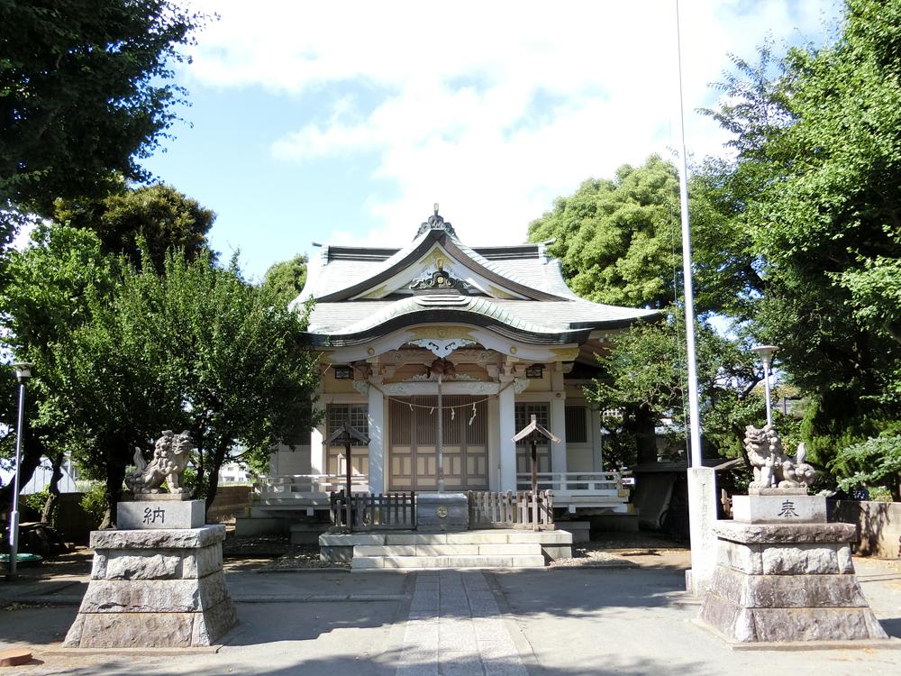 関前八幡神社の紹介