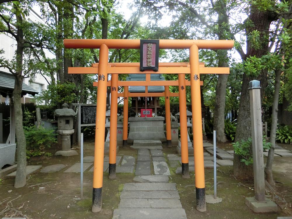 紀文稲荷神社の紹介