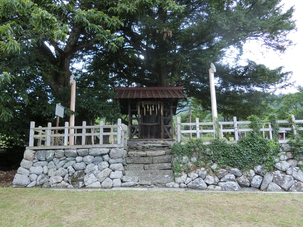 ミシャグジ神社
