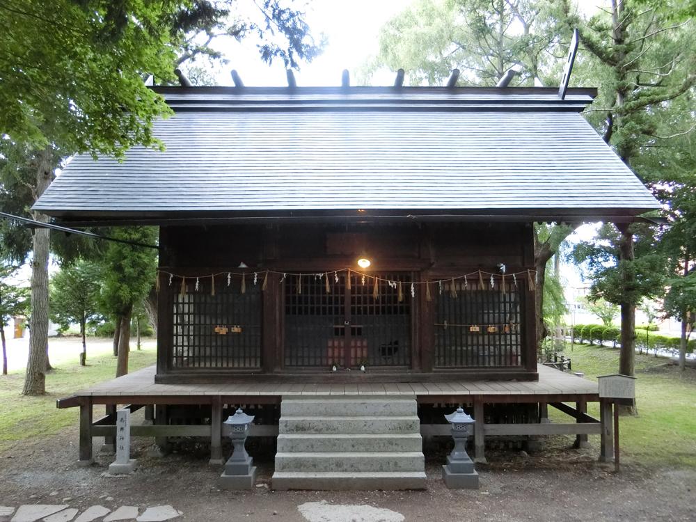 葛井神社の紹介