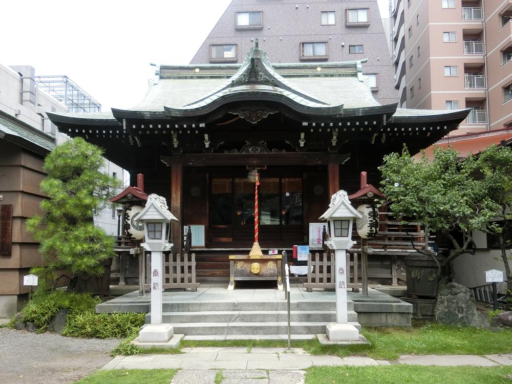 千束稲荷神社の紹介