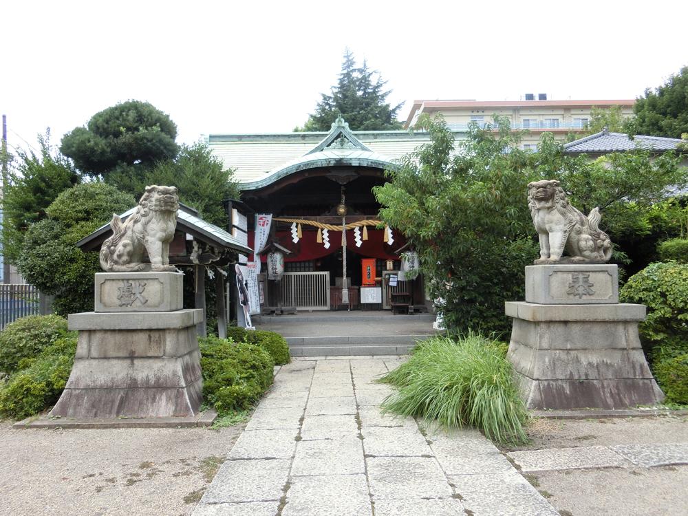 玉姫稲荷神社の紹介