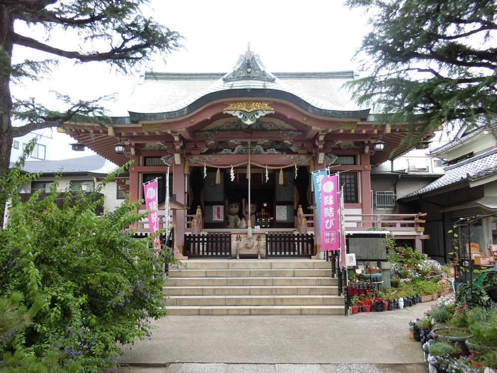今戸神社の紹介