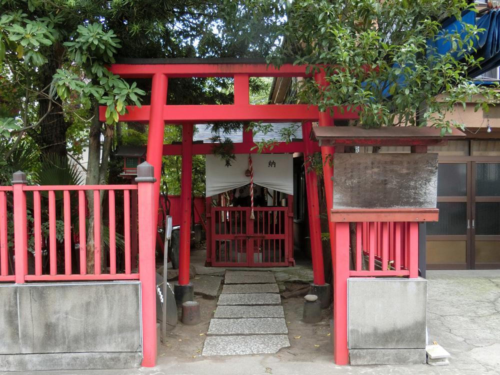 合力稲荷神社の紹介