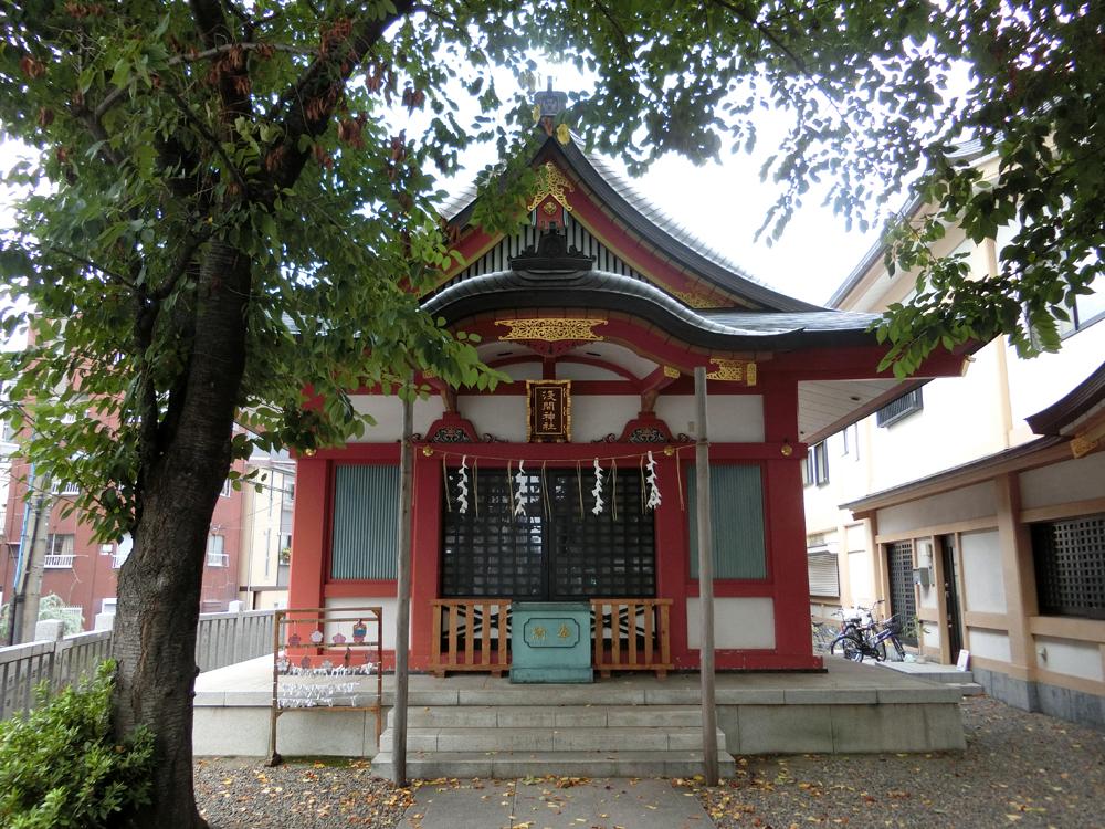 浅間神社の紹介