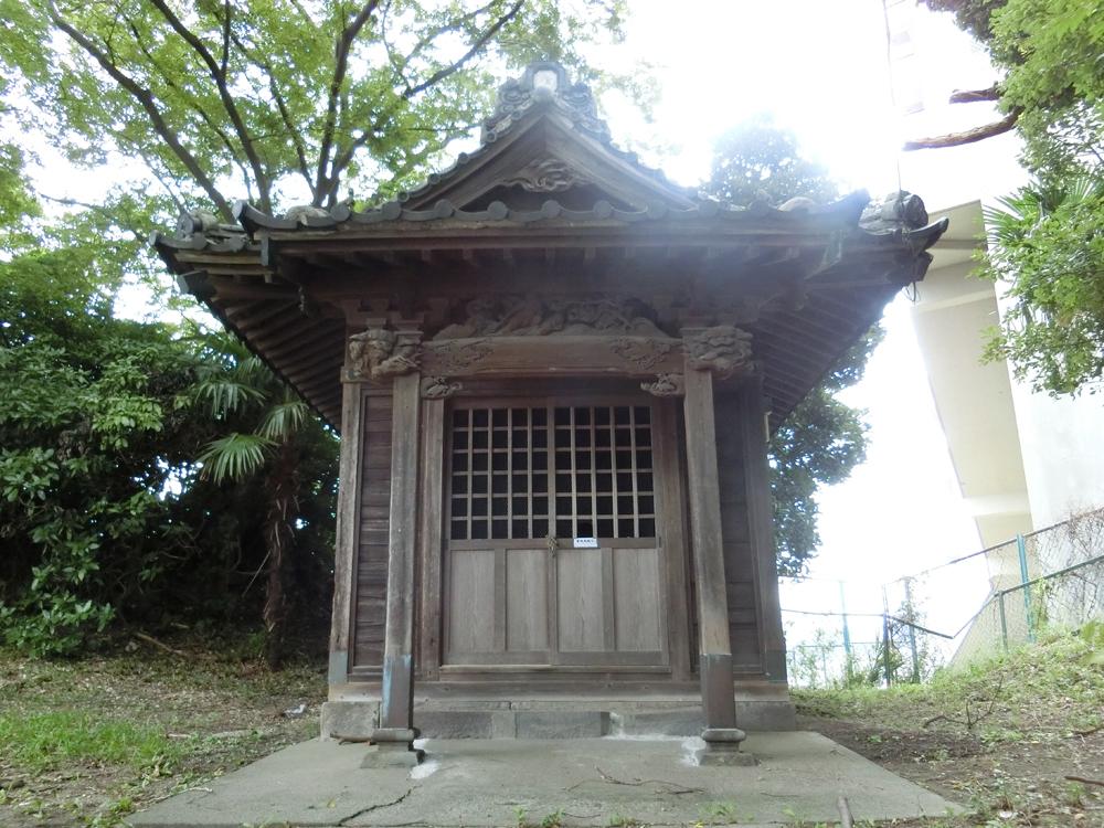 津守稲荷神社の紹介