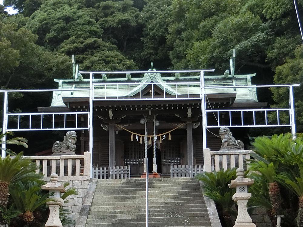東叶神社の紹介