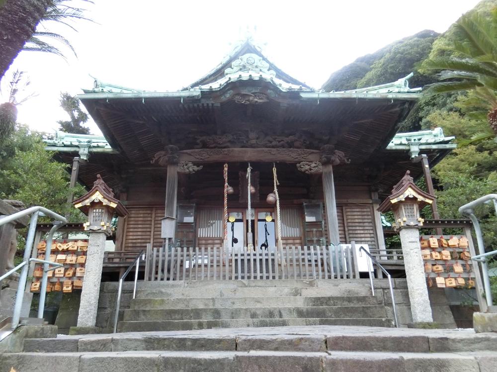 西叶神社の紹介