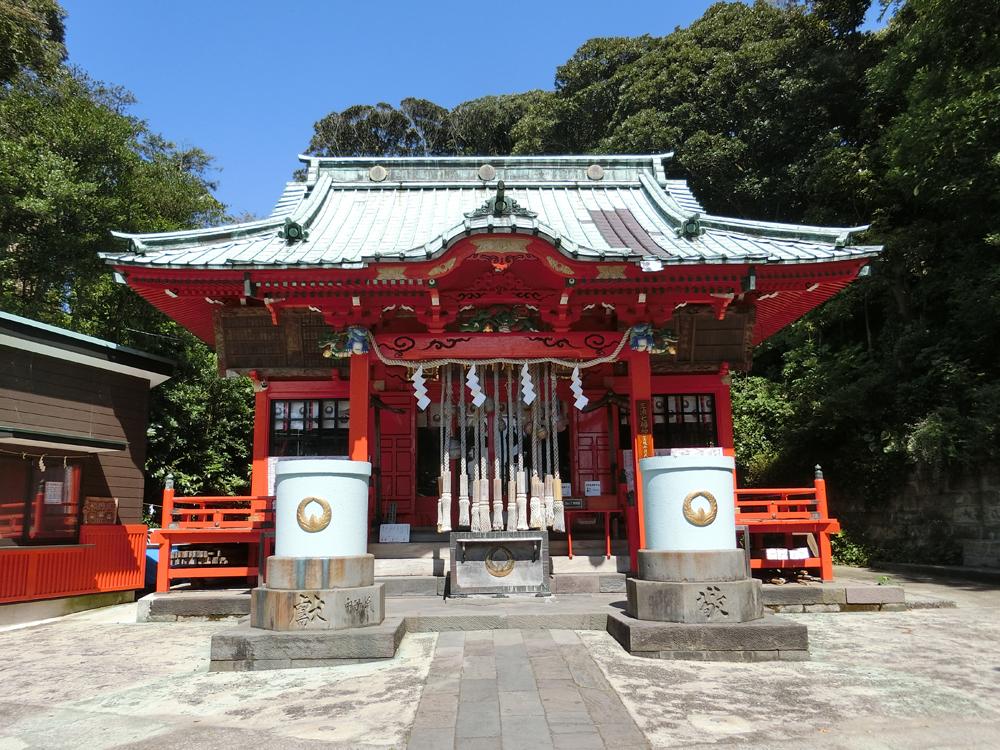海南神社の紹介