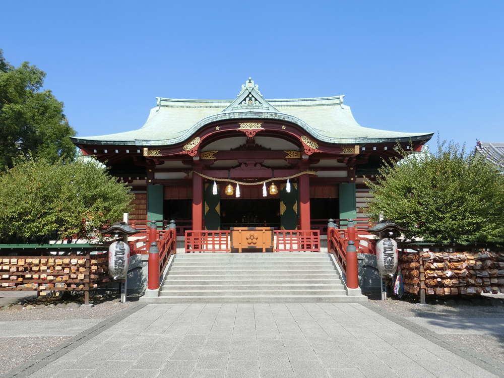 亀戸天神社の紹介