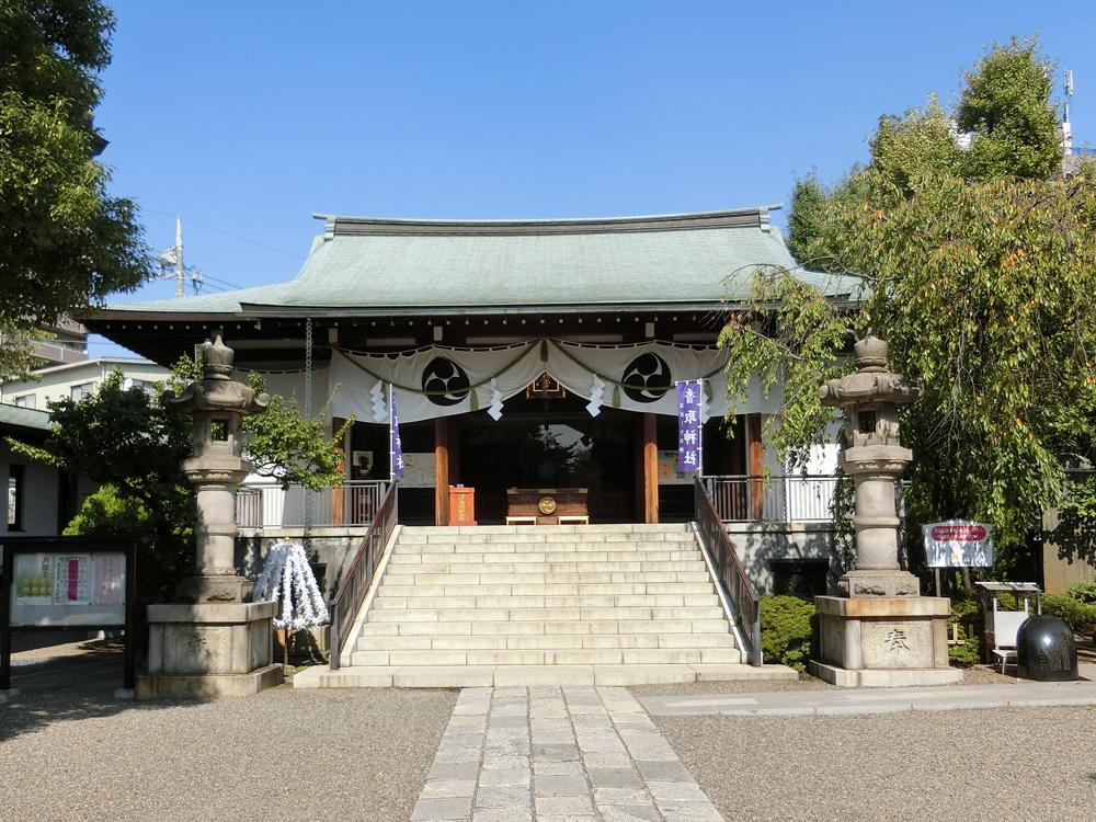 亀戸香取神社の紹介