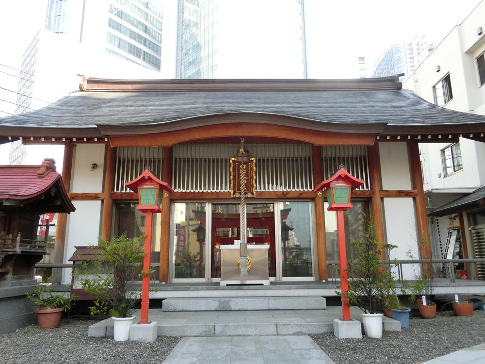 日比谷神社の紹介