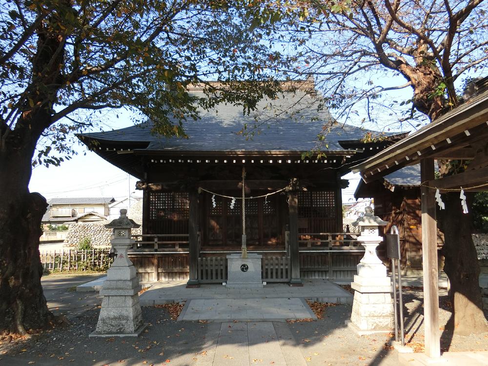 府中熊野神社の紹介