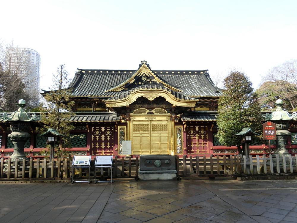 上野東照宮の紹介