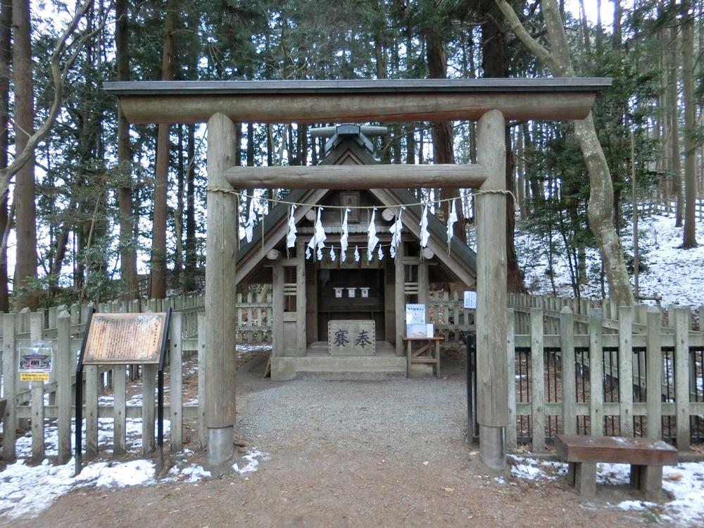 宝登山神社奥宮の紹介