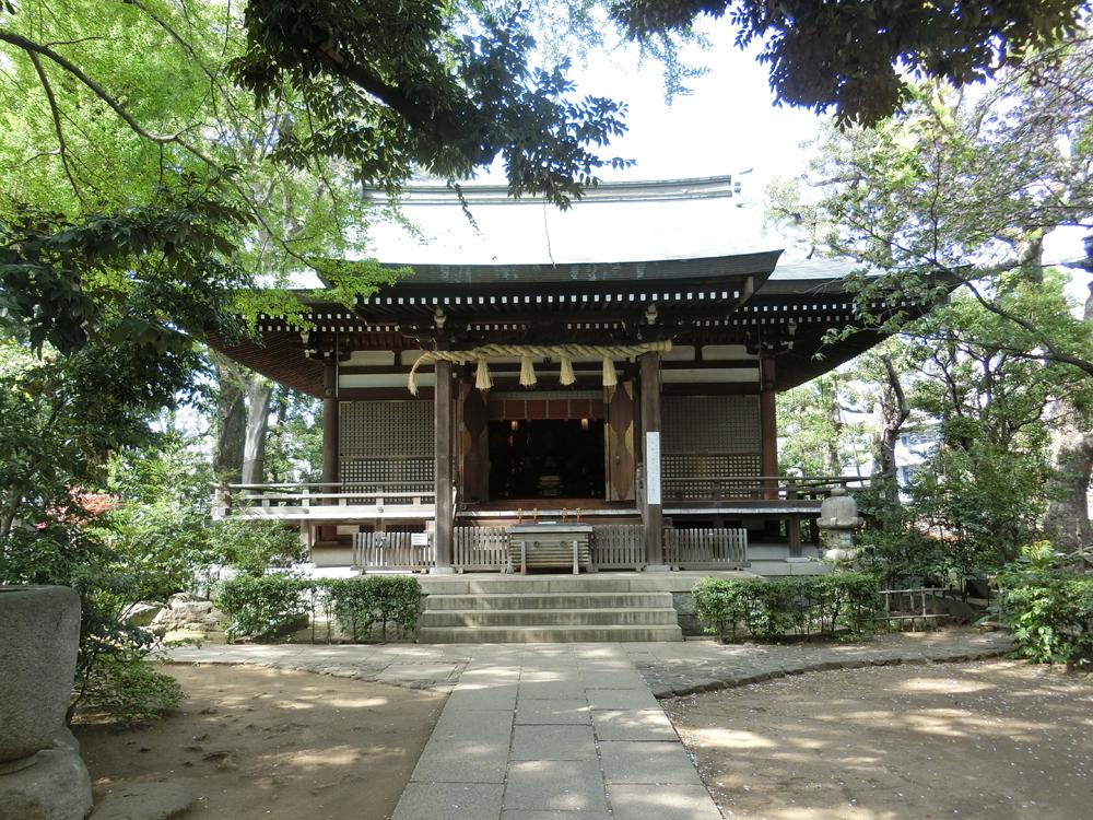 奥澤神社の紹介