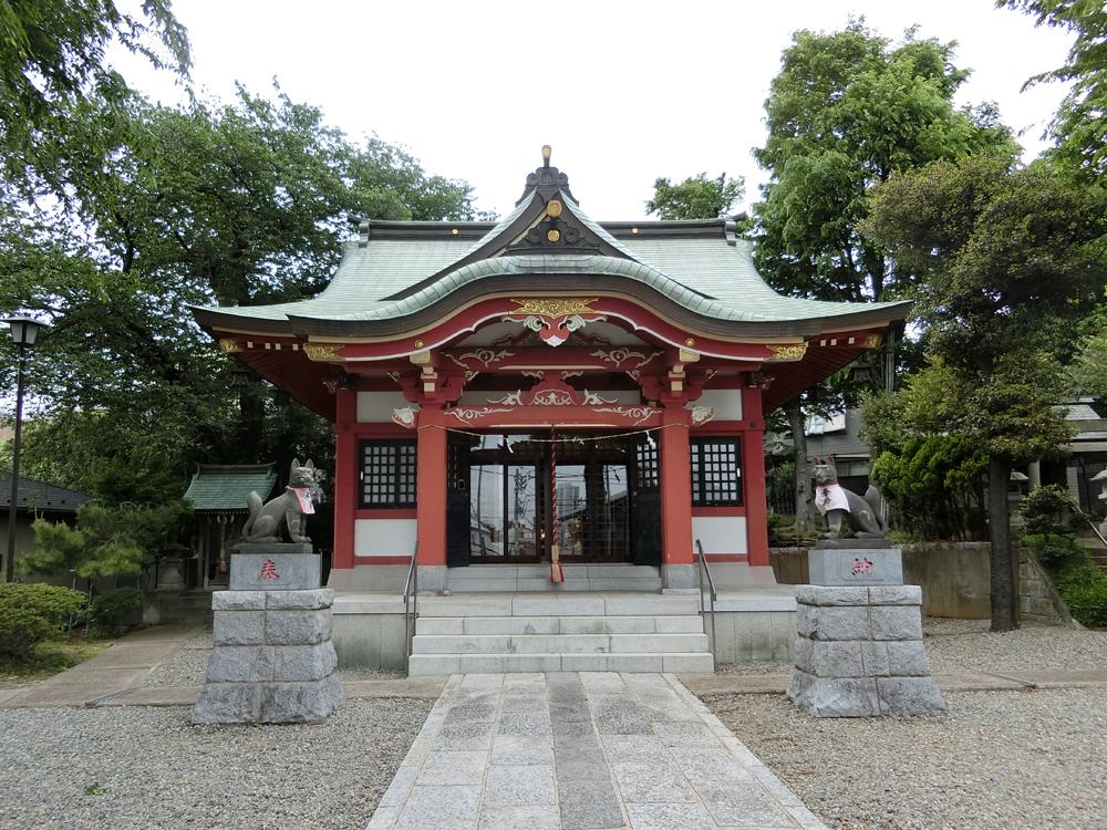 若林稲荷神社の紹介