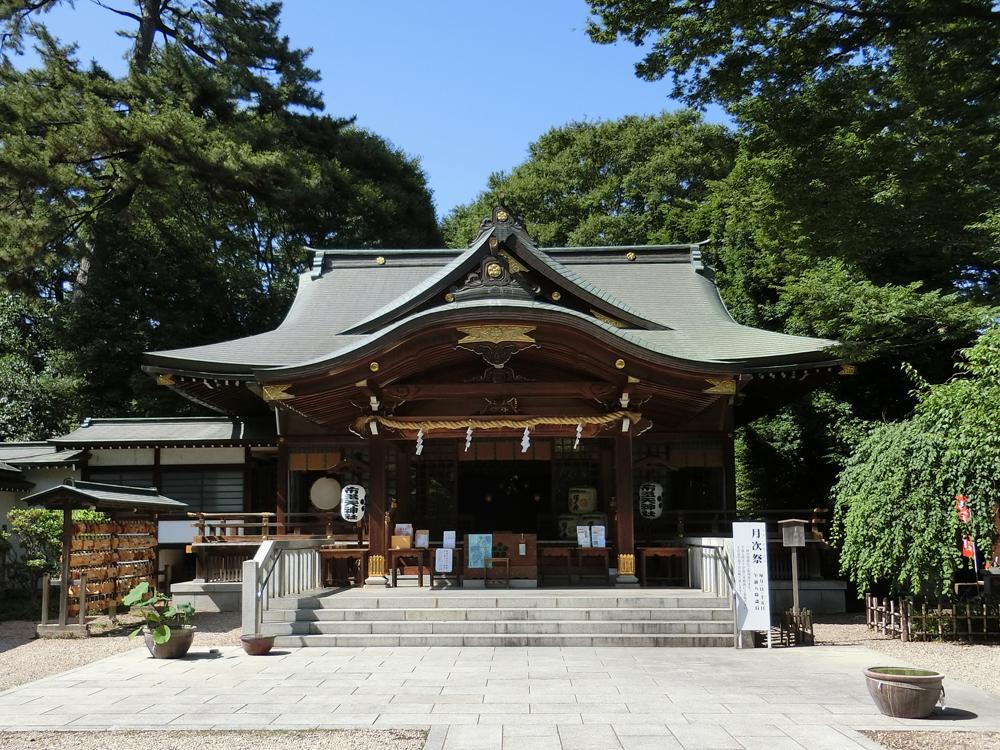 布多天神社の紹介