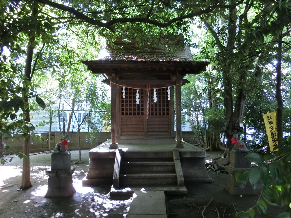 若松稲荷神社の紹介