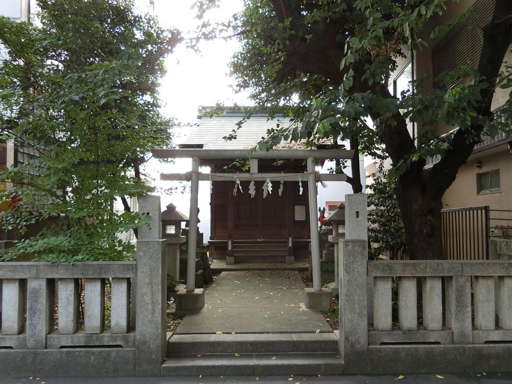 さくら稲荷神社の紹介