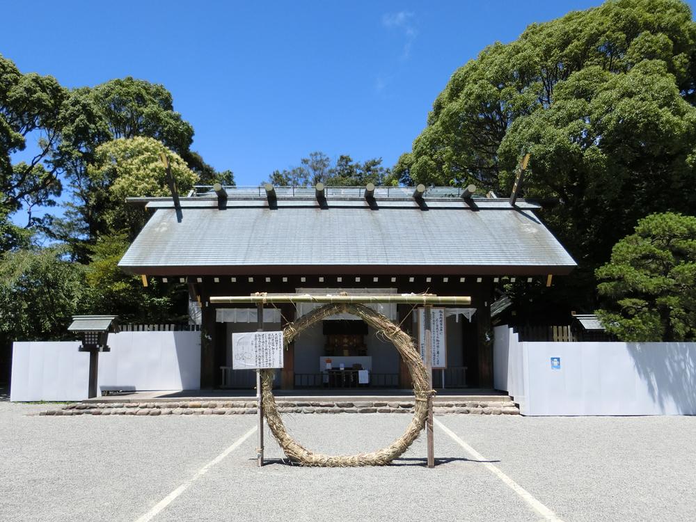 伊勢山皇大神宮の紹介