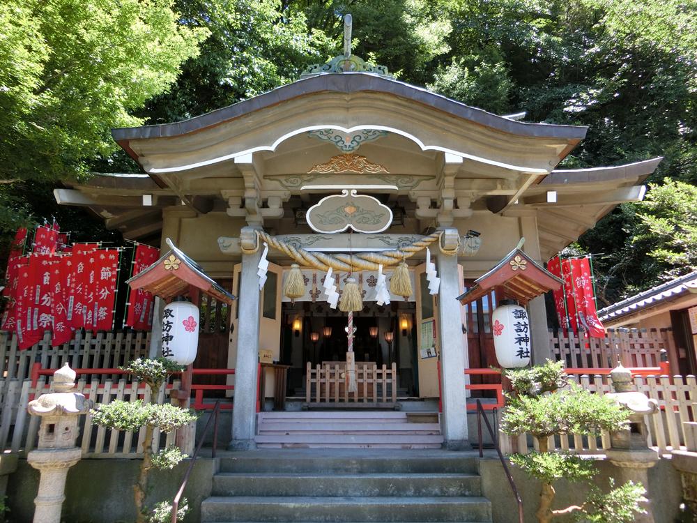石川町諏訪神社の紹介