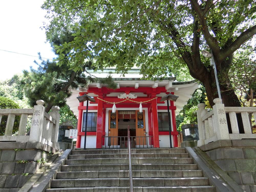 元町厳島神社の紹介