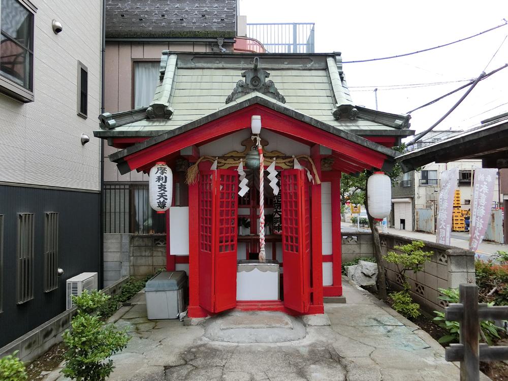 日ノ先神社の紹介