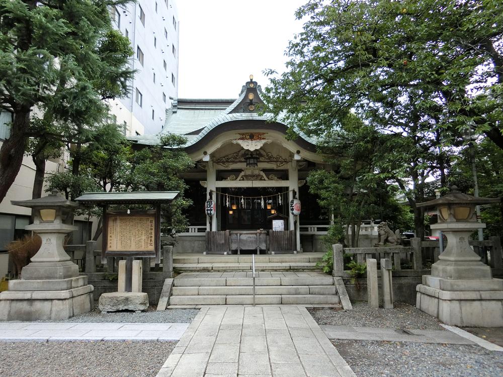 猿江神社の紹介